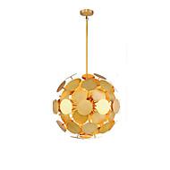 billige Takbelysning og vifter-QIHengZhaoMing 8-Light Anheng Lys Omgivelseslys galvanisert Metall 110-120V / 220-240V Varm Hvit