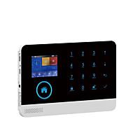 billiga Sensorer och larm-Factory OEM PG-103 värd larm GSM + WiFi Plattform GSM + WiFi SMS / Telefon / Mobil app för Land