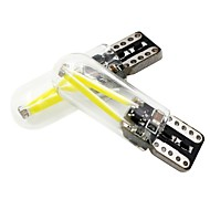 2pcs T10 Μοτοσυκλέτα / Αυτοκίνητο Λάμπες 2 W COB 150 lm 2 LED Φως Φλας Για Παγκόσμιο