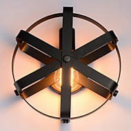 billige Vegglamper-Kreativ Moderne Moderne Vegglamper Soverom Metall Vegglampe 220-240V 40 W