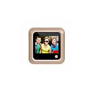 billige Dørtelefonssystem med video-Factory OEM Med ledning Innebygd Ut-høytaler ≤3 tommers Håndfri En Til En Video Dørtelefon