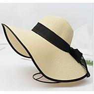 כובע שמש - אחיד פוליאסטר בסיסי בגדי ריקוד נשים