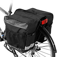 cheap -ROSWHEEL 30 L Bike Panniers Bag Waterproof, Rain-Proof, Compact Bike Bag Polyester Bicycle Bag Cycle Bag Cycling Outdoor Exercise