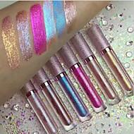 1 pcs Glans Multifunktionel Let at bære / Dame / Læber Bærbar / Mode Makeup Kosmetiske Dagligdagstøj Plejemidler