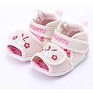 baratos Sapatos de Menino-Para Meninos / Para Meninas Sapatos Com Transparência Verão Conforto Sandálias para Bébé Azul / Rosa claro / Khaki