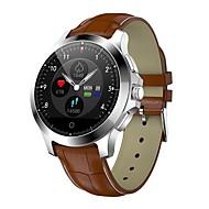 KUPENG W8 יוניסקס חכמים שעונים Android iOS Blootooth Smart ספורטיבי עמיד במים מוניטור קצב לב מודד לחץ דם מד צעדים מזכיר שיחות מד פעילות מעקב שינה תזכורת בישיבה / מסך מגע / כלוריות שנשרפו