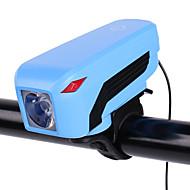 billige Sykkellykter og reflekser-Lampe / Baklys til sykkel - Sykkellykter LED Sykling Bærbar, Holdbar 18650 320 lm Usb / Ekstern strømforsyning Hvit Dagligdags Brug / Sykling - Wheel up