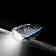 billige Sykkellykter og reflekser-Lampe / Frontlys til sykkel - Sykkellykter LED Sykling Bærbar, Holdbar Lithium-batteri 240 lm Innebygd Li-batteridrevet Hvit Dagligdags Brug / Sykling - Wheel up