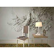 papel pintado / Mural Lona Revestimiento de pared - adhesiva requerida Art Decó / Patrón / 3D