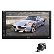 SWM A1+4LEDcamera 7 hüvelyk 2 Din Android 8.1 Autós multimédia lejátszó / Autós MP5 lejátszó / Autós MP4 lejátszó GPS / Érintőképernyő / MP3 mert Univerzalno RCA / Egyéb Támogatás MPEG / WMV / RM MP3