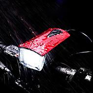 billige Sykkellykter og reflekser-Lampe / Frontlys til sykkel - Sykkellykter Sykling Bærbar, Holdbar Lithium-batteri 360 lm Innebygd Li-batteridrevet Hvit Dagligdags Brug / Sykling - Wheel up