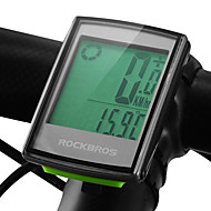 ROCKBROS BC355 Fietscomputer / Snelheid Trapfrequentie Sensor waterdicht / Lichtgewicht / Draadloos Racefiets / Fietsen / Fietsen Wielrennen