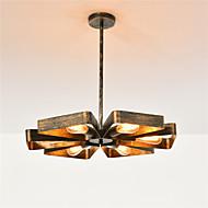 billige Takbelysning og vifter-JSGYlights 6-Light Sputnik / geometriske Lysekroner Omgivelseslys Malte Finishes Metall Nytt Design 110-120V / 220-240V