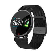 povoljno -E28 Muškarci Smart Satovi Android iOS Bluetooth Smart Sportske Vodootporno Heart Rate Monitor Mjerenje krvnog tlaka Štoperica Brojač koraka Podsjetnik za pozive Mjerač aktivnosti Mjerač sna