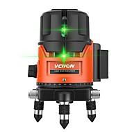 Vchon® vc-001 medidor de niebla de láser de 30 m. 5 líneas fácil de usar / autocalibración / a prueba de polvo para la instalación de muebles / para mediciones de hogares inteligentes / para