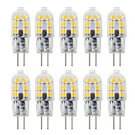 10pcs 3 W 200-300 lm G4 Luces LED de Doble Pin T 12 Cuentas LED SMD 2835 Encantador 12 V