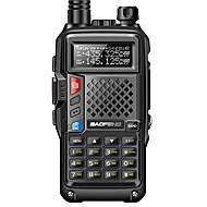 BAOFENG BF-UVB3 Аналоговая Yведомление O Hизком заряде батареи / С программным управлением через ПК / Функция сохранения энергии 5 - 10 км 5 - 10 км 3800 mAh 8 W Walkie Talkie Двухстороннее радио