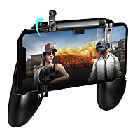 pugb mobil spil controller gratis brand pubg mobil joystick gamepad metal l1 r1 knap til iphone gaming pad android