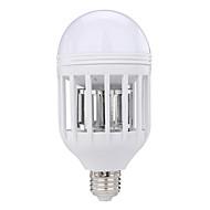 novità di illuminazione nuova lampadina anti-zanzara a led 15w 1000lm 6500k elettronico insetto volare uccidere lampadina