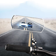 Retrovizor Ogledalo na stalku Konveksno ogledalo Prilagodljivo Izdržljivost Jednostavna primjena Veliki stražnji vidni kut Rotacija za 360° Za Mountain Bike biciklom na cesti Motocikl Biciklizam
