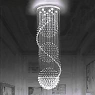 رخيصةأون -الأوروبي كريستال الثريا الدرج الكريستال مصباح دوارة الدرج مصباح مزدوج الدرج مصباح غرفة المعيشة مصباح