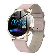 povoljno -SF08 Muškarci Smart Satovi Android iOS Bluetooth Vodootporno Ekran na dodir Heart Rate Monitor Mjerenje krvnog tlaka Sportske Brojač koraka Podsjetnik za pozive Mjerač aktivnosti Mjerač sna sjedeći