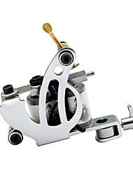 Steel Handmade Tattoo Machine Gun Shader and Liner