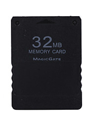 cheap -32MB MagicGate Memory Card for PS2
