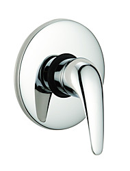 Shower Faucet Single Handle Chrome Wall-mount Model:0571-QL-200801E