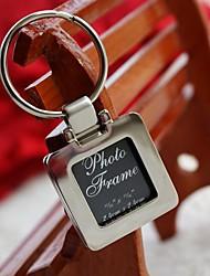 Krom Privjesak favorizira Komad / set Keychains Klasični Tema Silver