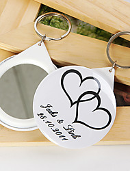 cheap -Garden Theme Keychain Favors Plastic Keychains-Piece/Set Wedding Favors