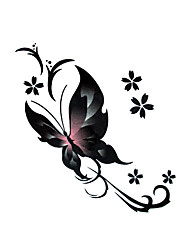 cheap -Tattoo Sticker Body / Arm / Ankle Temporary Tattoos #(5) Animal Series Disposable / High quality, formaldehyde free Body Arts Party / Evening / Masquerade