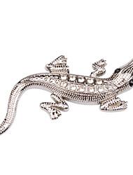 auto adesivo emblema - coccodrillo