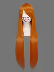 billige -Cosplay Parykker Død Orihime Inoue Anime Cosplay Parykker 32 inch Varmeresistent Fiber Dame Halloween Parykker