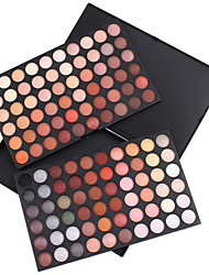 cheap -120 Colors Professional Eyeshadow Makeup Cosmetic Palette(Warm Color Series)