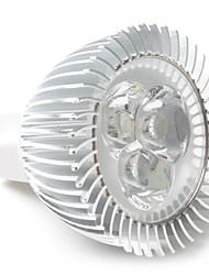 preiswerte -270lm GU5.3(MR16) LED Spot Lampen MR16 3 LED-Perlen Hochleistungs - LED Warmes Weiß Kühles Weiß Natürliches Weiß 12V