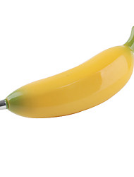 Banana Shaped Ball Pen with Magnet