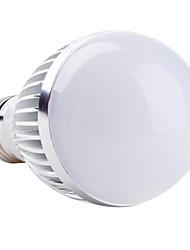 preiswerte -3000lm E26 / E27 LED Kugelbirnen A60(A19) 1 LED-Perlen Hochleistungs - LED Warmes Weiß 85-265V