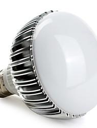 E26/E27 LED-globepærer 12 Højeffekts-LED 910 lm Naturlig hvid Vekselstrøm 85-265 V