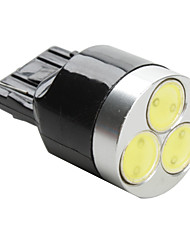 cheap -T20 3W SMD LED White Light Bulb for Car (DC 12V) High Quality