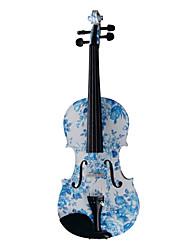 Недорогие -kinglos - (YZ-1201) сине-белый фарфор дизайн твердых наряд скрипка ель (несколько размеров)