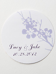 cheap -Wedding Invitations 36 - Others Envelope Sticker Invitation Cards Classic Material Flower