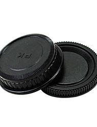 pentax coperchio posteriore e coperchio del corpo macchina per la fotocamera del filtro noi lente