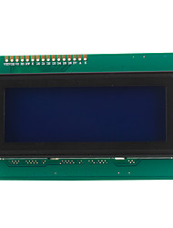cheap -2004 20x4 White Characters LCD Display Module