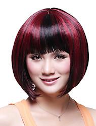 Недорогие -Парики для женщин Прямой Карнавальные парики Косплей парики