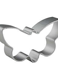 cheap -High Quality Butterfly Shaped Aluminum Cake Biscuit Cookie Cutter