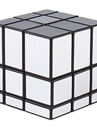 cheap -Rubik's Cube shenshou Alien Mirror Cube Smooth Speed Cube Magic Cube Puzzle Cube Professional Level Speed Gift Classic & Timeless Girls'