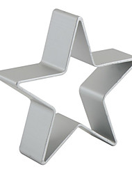 cheap -Mold Star For Cake For Cookie For Pie Aluminum DIY High Quality Christmas