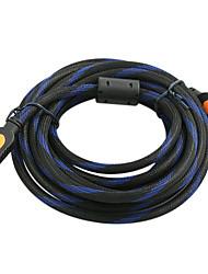 HDMI 1.3 Кабель, HDMI 1.3 to HDMI 1.3 Кабель Male - Male 5.0m (16ft)
