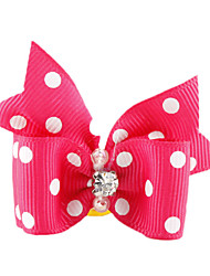 cheap -Cat Dog Hair Accessories Hair Bow Dog Clothes Birthday Holiday Bowknot Costume For Pets
